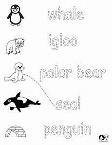 animals phonics worksheets for kindergarten 14220 winter animals worksheets for children for children german for children