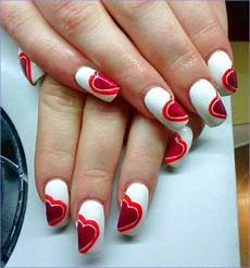89 most fabulous valentine s day nail art designs pouted com