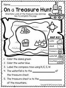 mapping skills worksheets grade 2 11562 landforms map skills unit bundle social studies worksheets kindergarten social studies