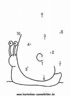 Zahlen Verbinden Malvorlagen Zum Ausdrucken Zahlen Bilder Zahlen Verbinden Zahlenbild 10