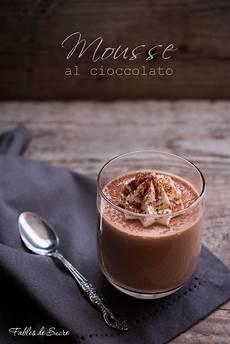 mousse al cioccolato montersino mousse al cioccolato fables de sucre