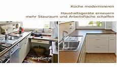 Stauraum Schaffen Küche - wir renovieren ihre k 252 che arbeitsflaeche der kueche
