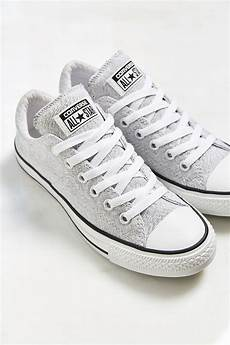 lyst converse chuck all heathered sneaker in