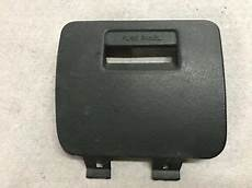92 ford fuse box 92 96 1992 1996 ford truck bronco fuse box fusebox cover dk gray oem ebay