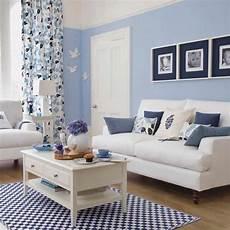 wohnzimmer blau zimmer streichen ideen freshouse