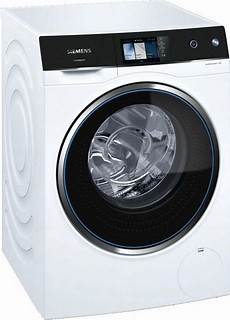 siemens waschmaschine avantgarde wm14u940eu 10 kg 1400 u