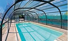 ueberdachung mit polyester wellbahn selbst gartenpool outdoor pools desjoyaux pools
