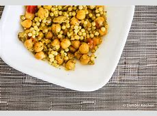 curried couscous with chickpeas_image