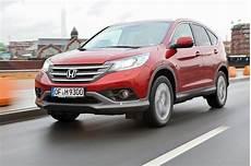 Kompakt Suvs Im Vergleich Wo Landet Der Neue Honda Cr V
