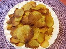kartoffelchips selber machen backofen gute wahl fettarm