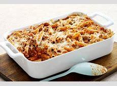 easy italian pasta casserole_image