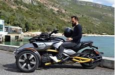 can am spyder moto 224 3 roues test 233 e sur les routes