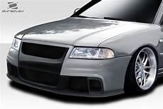 1996 audi a4 0 front bumper kit 1996 2001 audi a4 s4 b5 duraflex version 2 front bumper