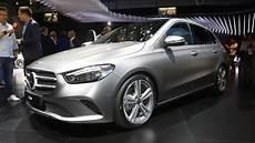 Mercedes Classe B 2019 Un Pas De Plus Dans Le Premium