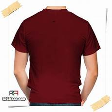 Baru 23 Kaos Polos Merah Depan Belakang Untuk Desain Hd