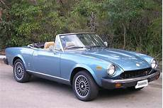 Sold Fiat 124 Spider Auctions Lot 8 Shannons
