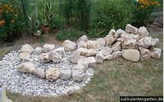 steingarten anlegen aufbau steingarten anlegen