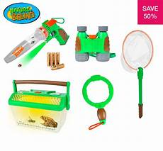 Amazon Com Set Of 6 Bug Explorer Magnifying 50 Off On Kids Explorer Kit Includes Bug Vacuum Critter