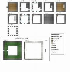 minecraft house floor plans minecraft floorplans medium house by coltcoyote on deviantart