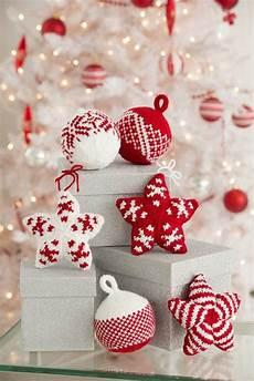 bastelideen f 252 r weihnachten k 246 nnen sie stricken