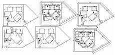 executive bungalow house plans luxury bungalow house plan in dwg file cadbull