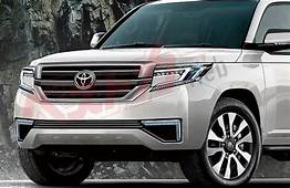 Next Gen Toyota Land Cruiser Coming In 2020 With New Frame