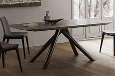 tavolo per soggiorno moderno tavolo moderno in legno olmo club napol arredamenti