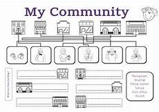 places in community worksheets 15955 auslan community places worksheet by tpt