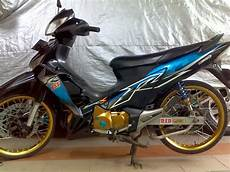 Supra X 125 Modif Trail by Foto Modifikasi Honda Supra X 125 Terbaru Moto Plus Plus