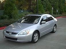 2005 Honda Accord Ex L V6 2005 honda accord exl v6 3 0l automatic loaded 6 disc