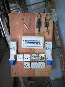 electrical installation wiring pictures temporary socket outlet pictures