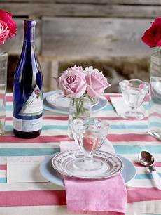 Table Setting by 3 Stylish Summer Table Setting Ideas Hgtv