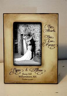 Wedding Gift Frames