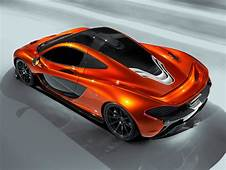 Sports Cars Mclaren P12