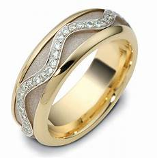 47769ne diamond two tone spinning wedding ring