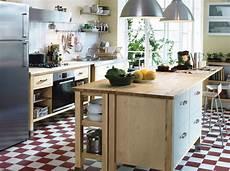 Cuisine Ilot Ikea Une Cuisine Conviviale Le Journal De La Maison