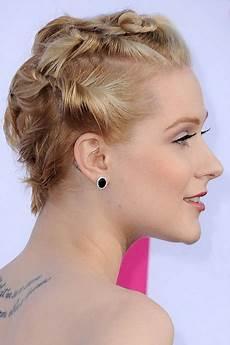 frisuren kurze haare stylen