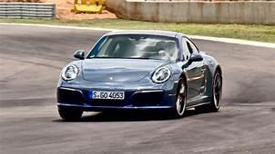 Porsche 911 9912 Carrera 4 2016 Track Test  YouTube
