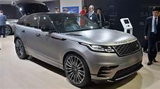 range rover velar 2018 range rover velar interior exterior specs and price