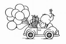 Ausmalbilder Ella Elefant Elefant Im Auto Mit Bildern Ausmalbilder Kinderzimmer