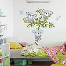 wandtatoo kinderzimmer wandtattoo kinderzimmer koala set