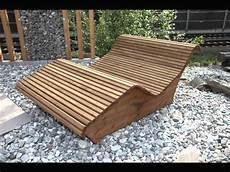 Liegestuhl Holz Selber Bauen