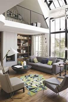salon design contemporain un salon contemporain ultra lumineux d 233 coration maison
