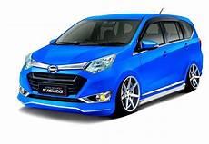 Modifikasi Daihatsu Sigra