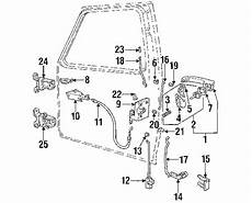 Parts 174 Ford Lat R C Asy Frt Dr Partnumber