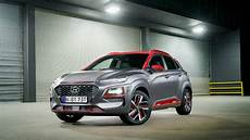 Hyundai Kona Iron Edition 2019 Suits Up Here In March
