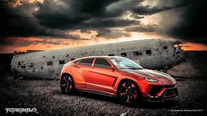 Lamborghini Urus Not Even Revealed But Gets Tuning Package