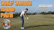correct golf swing golf swing what is path
