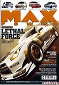 Max Power UK Magazine Shows Off EVO X In 6 Page Spread