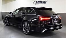 Milcar Automotive Consultancy 187 Audi Rs6 Avant 2016